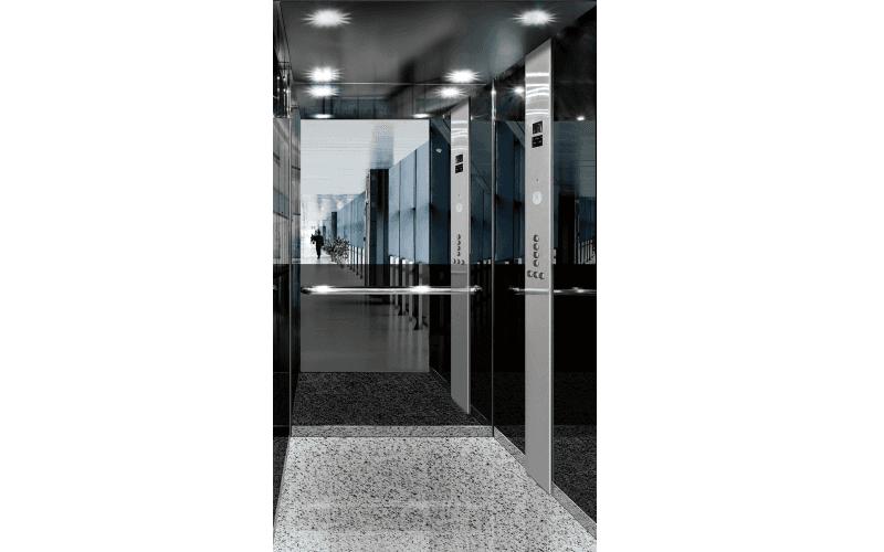ascensore Vulcano