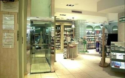 piattaforma negozio Ravenna