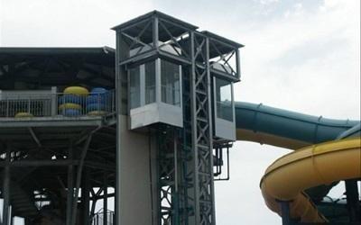 ascensori Mirabilandia
