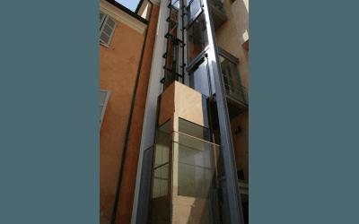 ascensore Ravenna