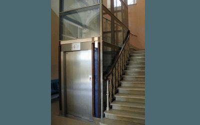 ascensore palazzo