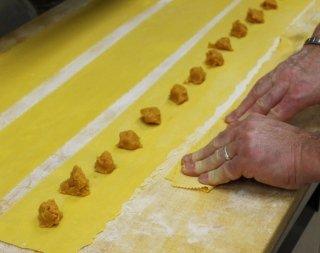 Pasta fatta in casa a mano