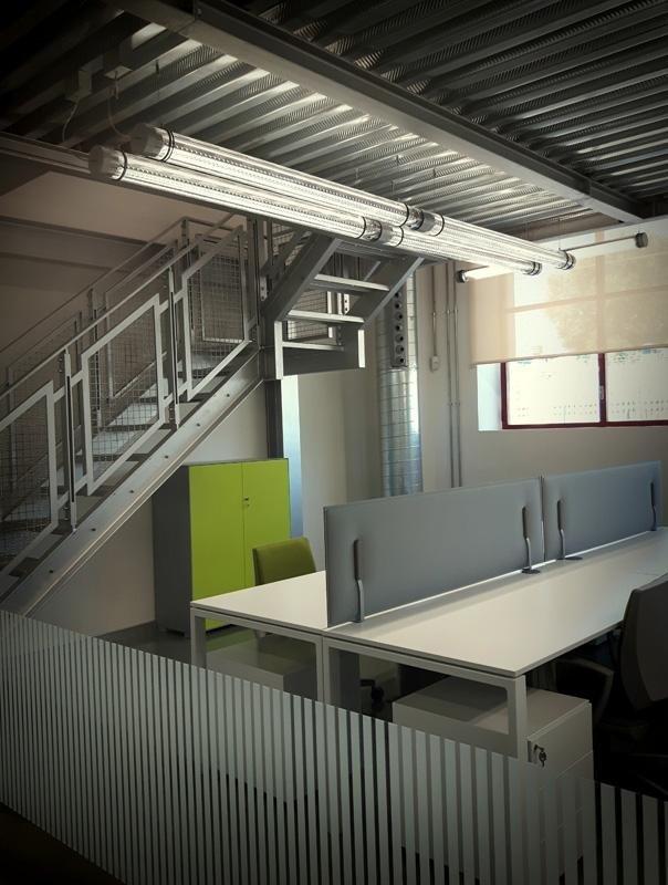 dettaglio scala aula laboratorio