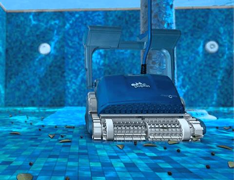 Robot Pulizia Piscine