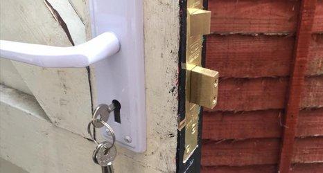 skilled lock installations
