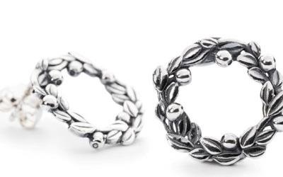 Trollbeads charms argento