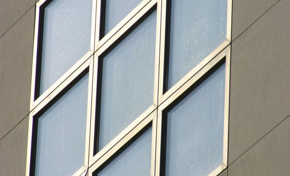 window and door repairs like this panel in Tauranga