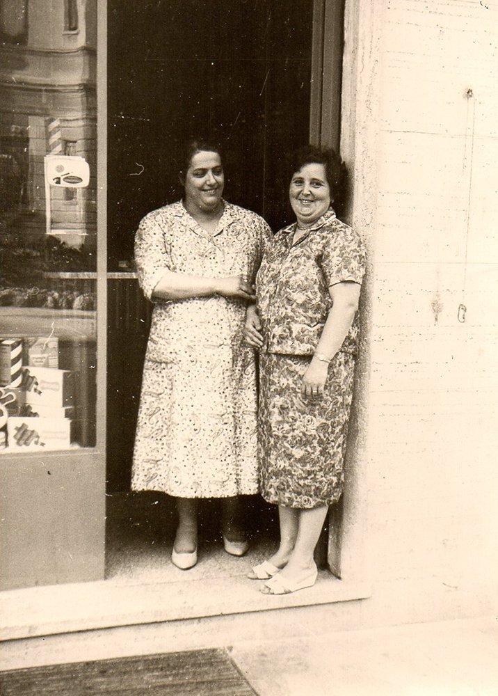 gioielleria foto storiche