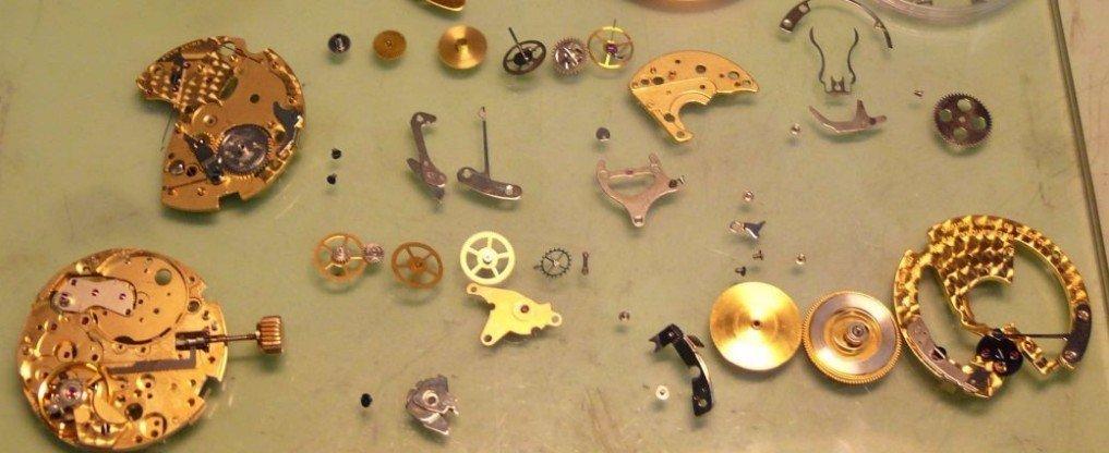 pezzi di ricambio orologi