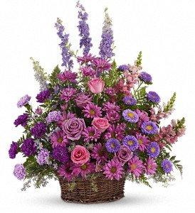 Gracious Lavender Basket Buffalo, NY