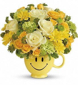 Teleflora's You Make Me Smile Bouquet Premium