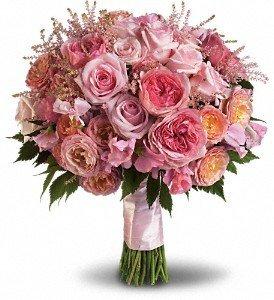 Light Pink Wedding Flowers
