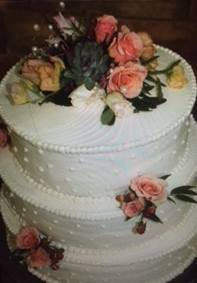Wedding Cake Flowers Orchard Park, NY
