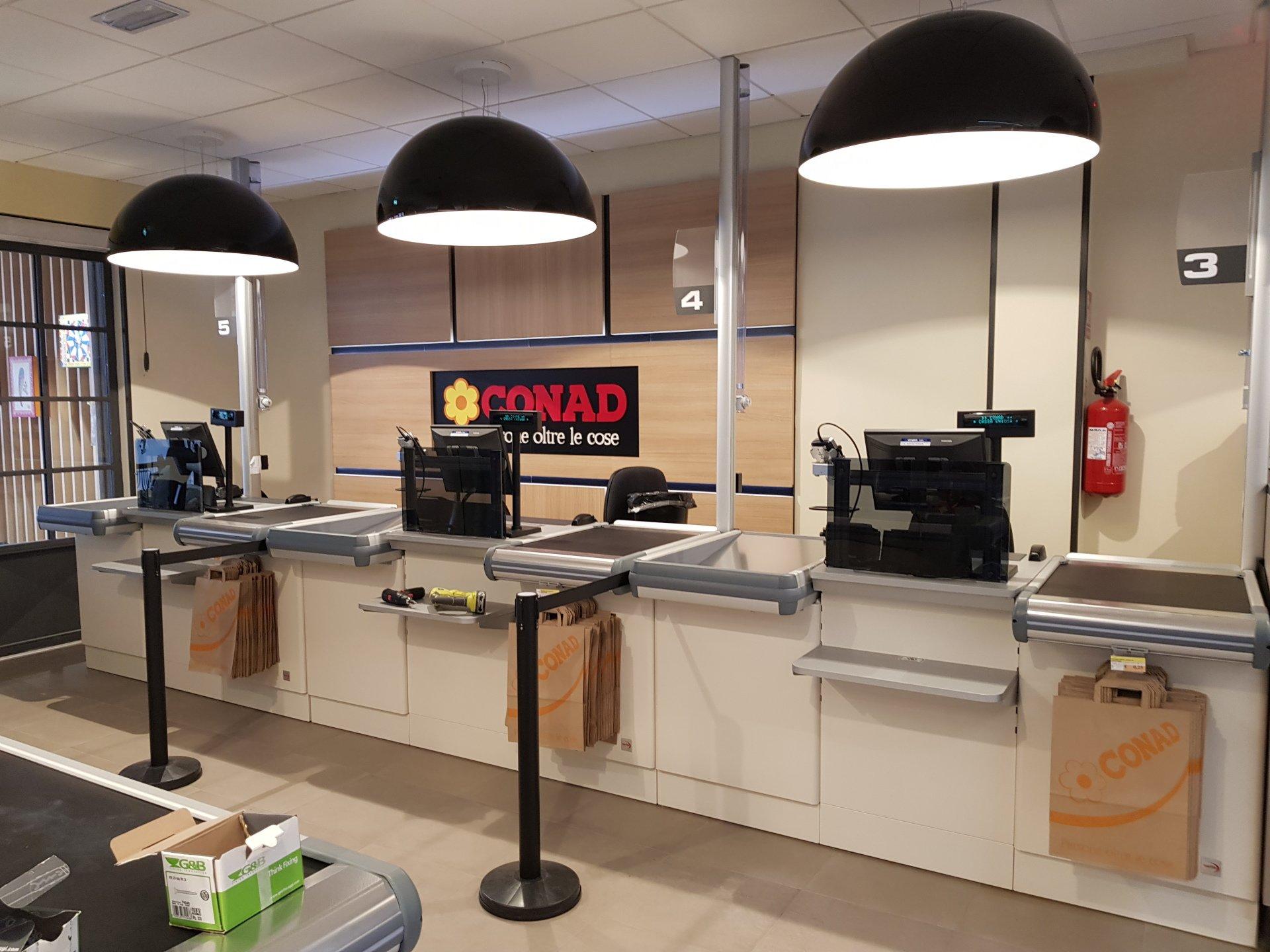 Arredamento negozi settore food palermo pa gibieffe for Arredamento negozi palermo