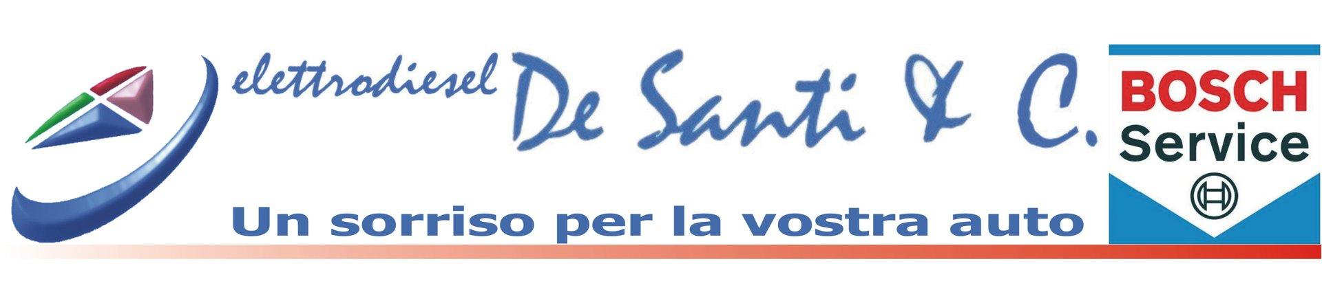 ELETTRODIESEL DE SANTI - LOGO