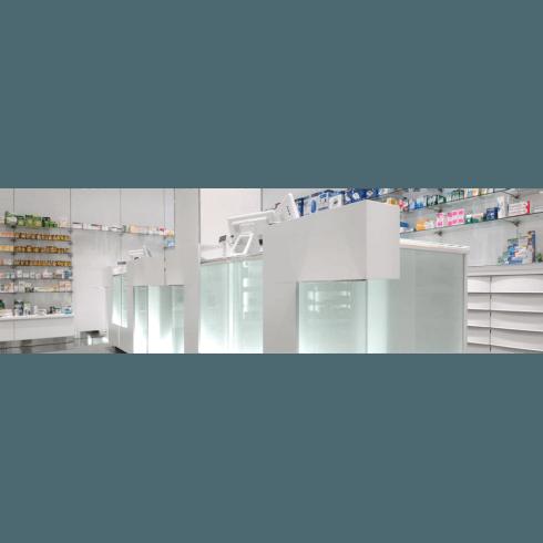 Il banco della farmacia