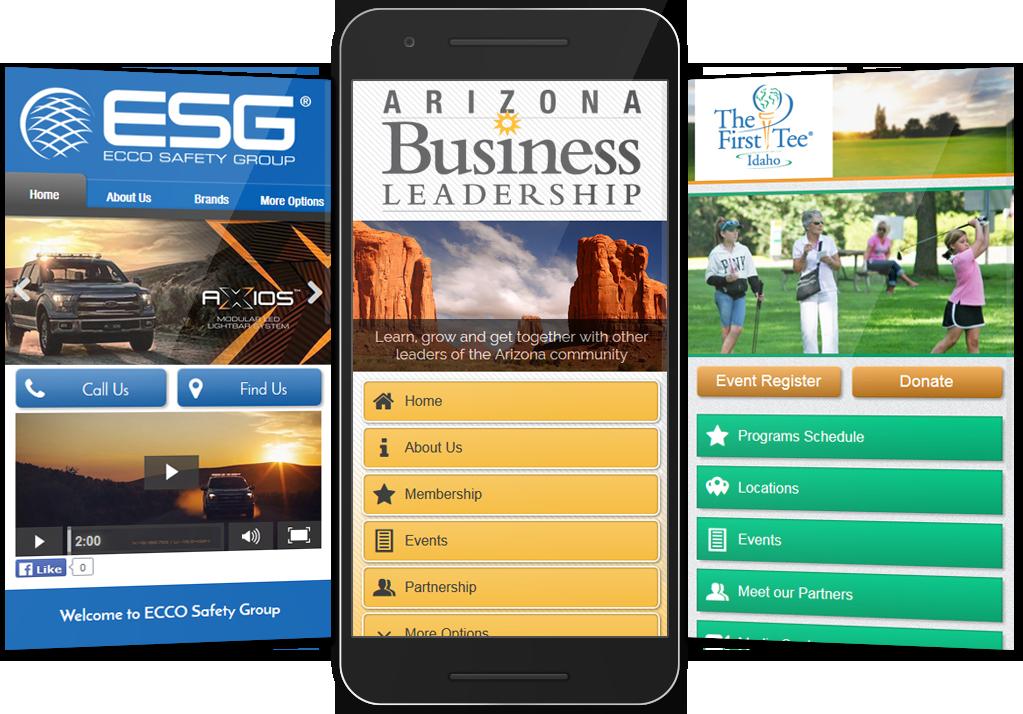 Push360 Branded Mobile App Builder