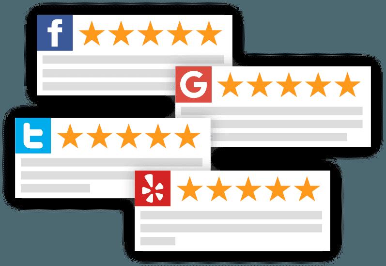 Business Reviews Push360