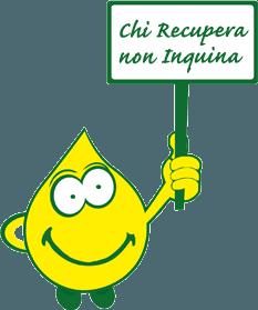recupero olio vegetale