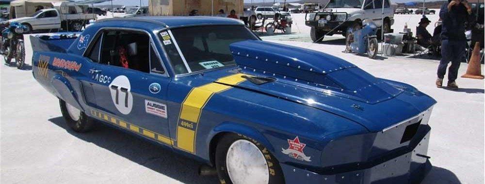 Barnes Auto Mustang DLRA