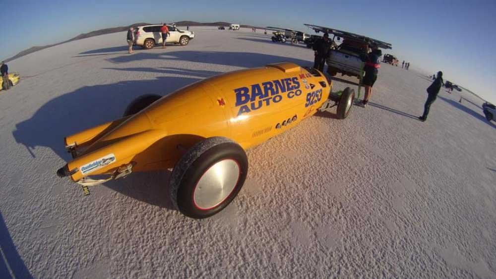 dry lakes racers australia brisbane barnes towing With barnes automotive