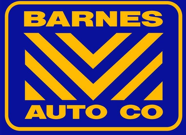 Barnes Auto Logo
