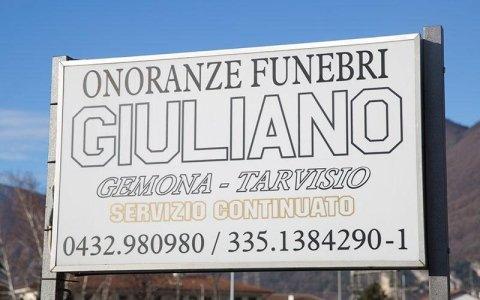 agenzia funebre Giuliano