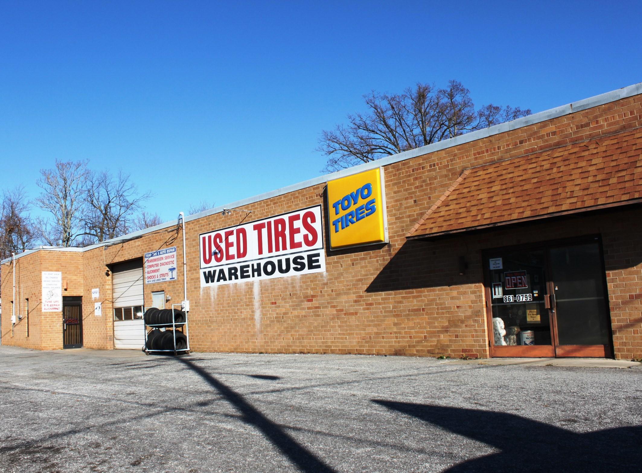 Triad Tire Amp Auto Repair 336 861 0799 High Point Nc