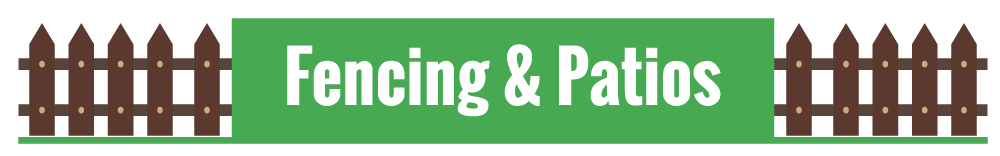 Fencing & Patios logo