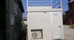 monitoraggio ambientale aria