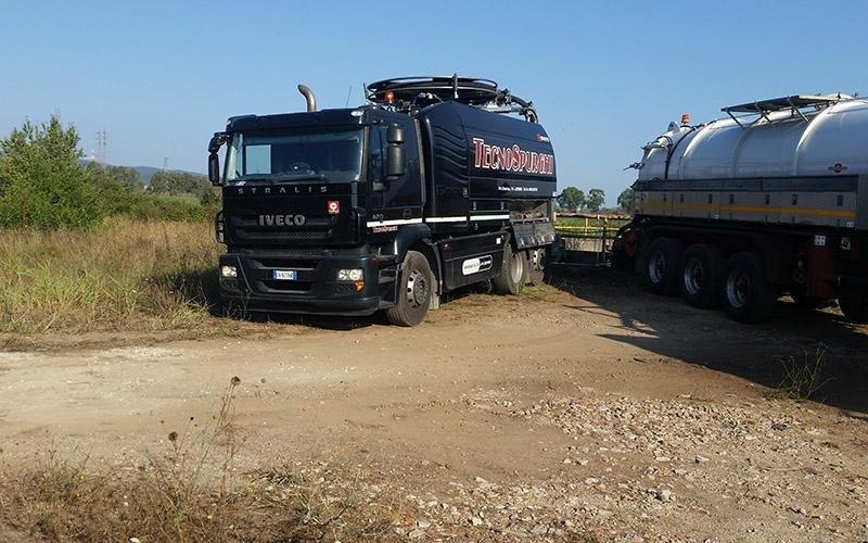 Camion Tecnospurghi