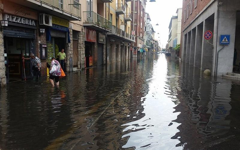 Alluvione Pisa