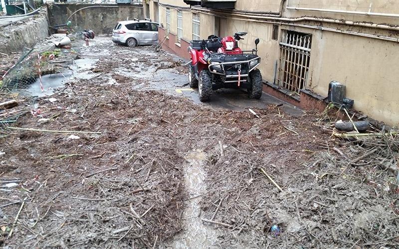 Ripristino dopo alluvione