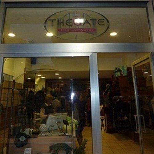 Ingresso della boutique