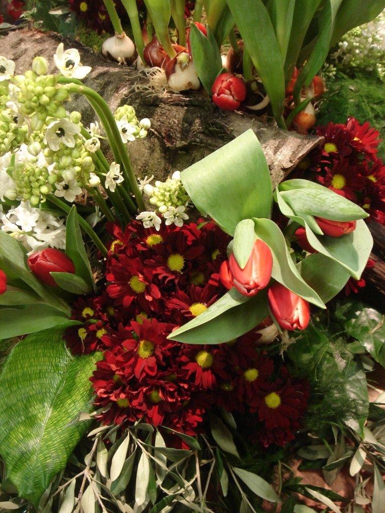Allestimenti floreali per funerali