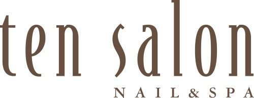 Ten salon logo