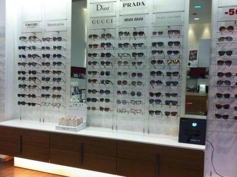 vasta esposizione occhiali da sole La Spezia