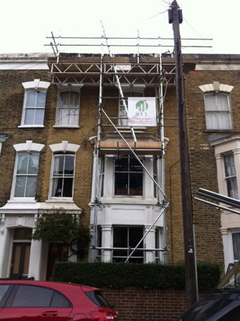 professional scaffolding