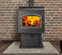 Quadra Fire Adventure III Non-Catalytic Wood Stove EPA Certified, Blaze King, Jotul, Vermont Castings