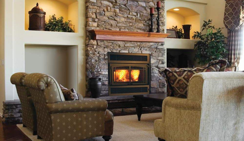 Z42-CD Double Door - Wood Fireplaces Anchorage, AK Alaska Stove & Spa