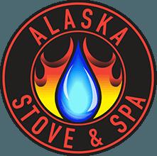 Alaska Stove & Spa logo