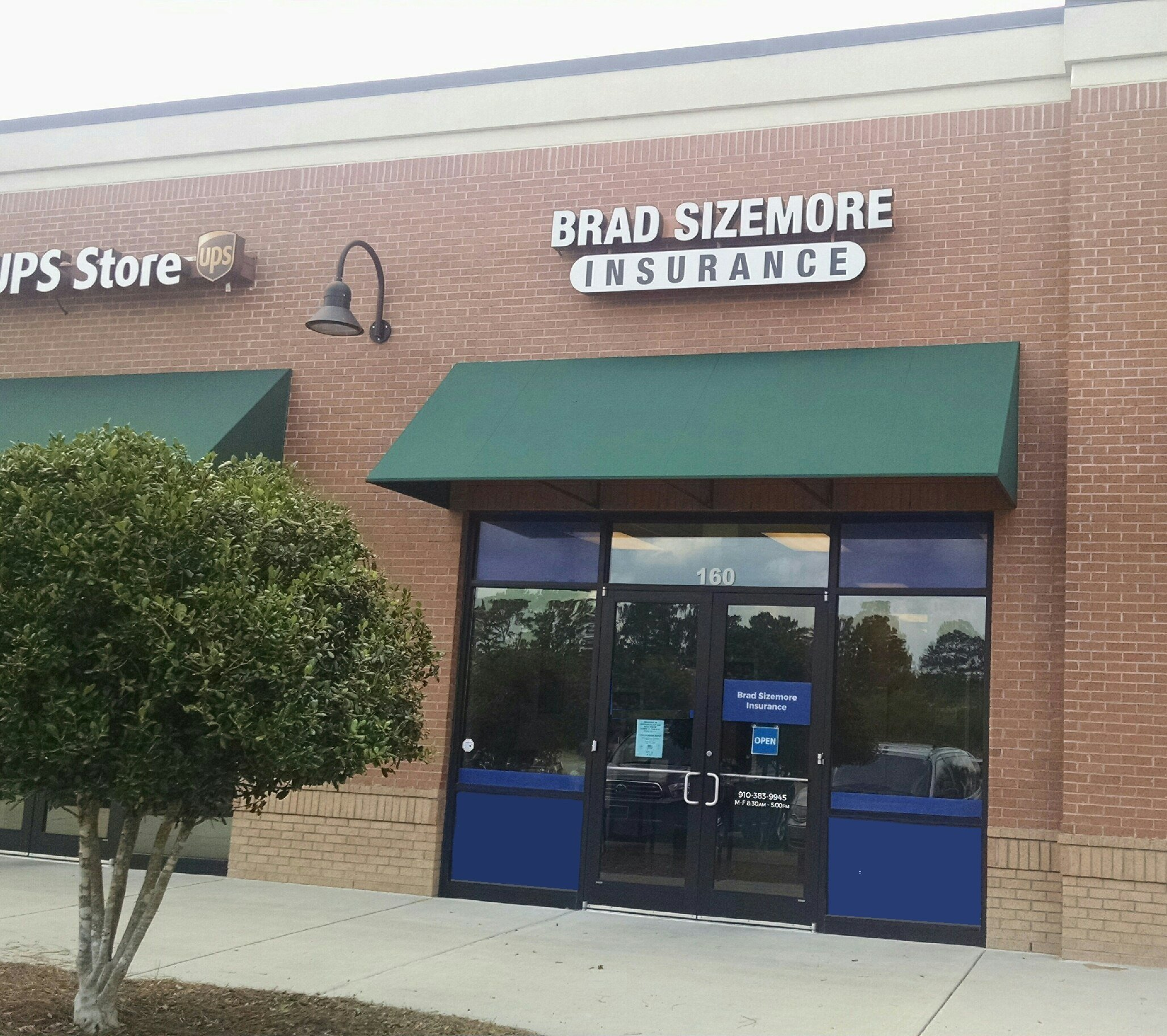 Brad Sizemore Insurance - Business, Auto & Home Insurance Agency in Leland, NC