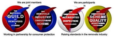 Removals - Surrey - Me Now UK Ltd - Logo