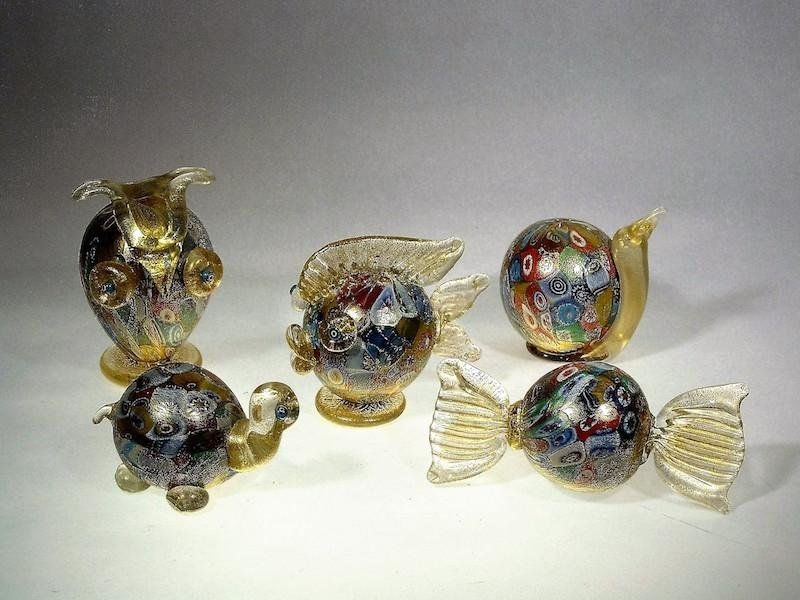 Glass favours - Glassmakers Murano Glam Treviso