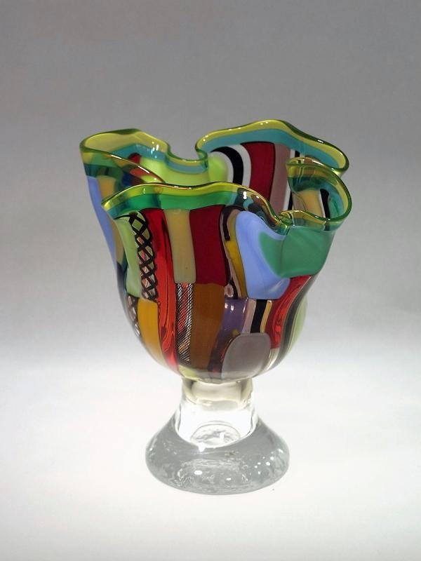Candle holders - Artistic processes Glassmakers Murano Glam