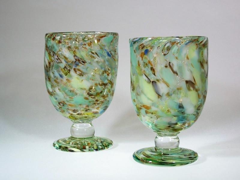 Calici vetro murano - Vetreria Treviso