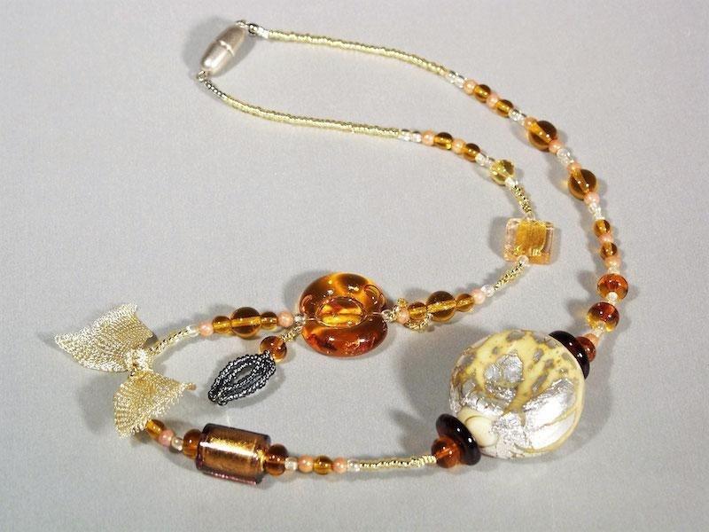 Bijoux in vetro - Vetreria Murano Glam