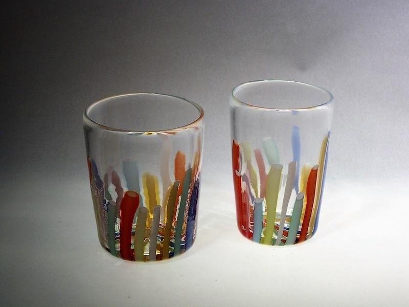 Set bicchieri  - Vetreria murano Glam