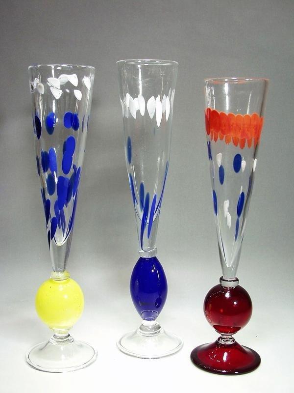 Flute - Bicchieri Vetro Murano