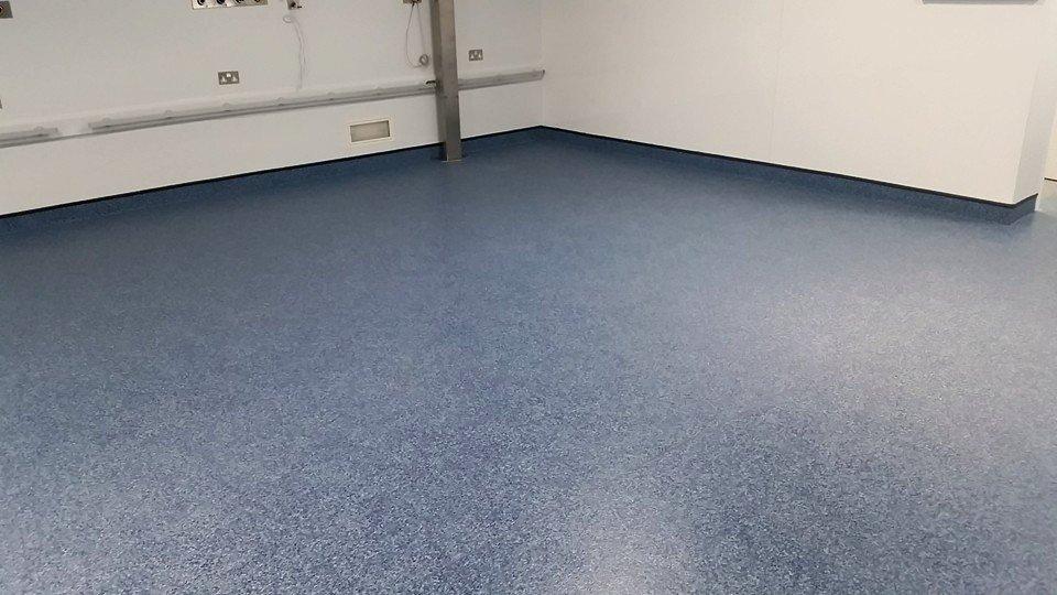 flooring work